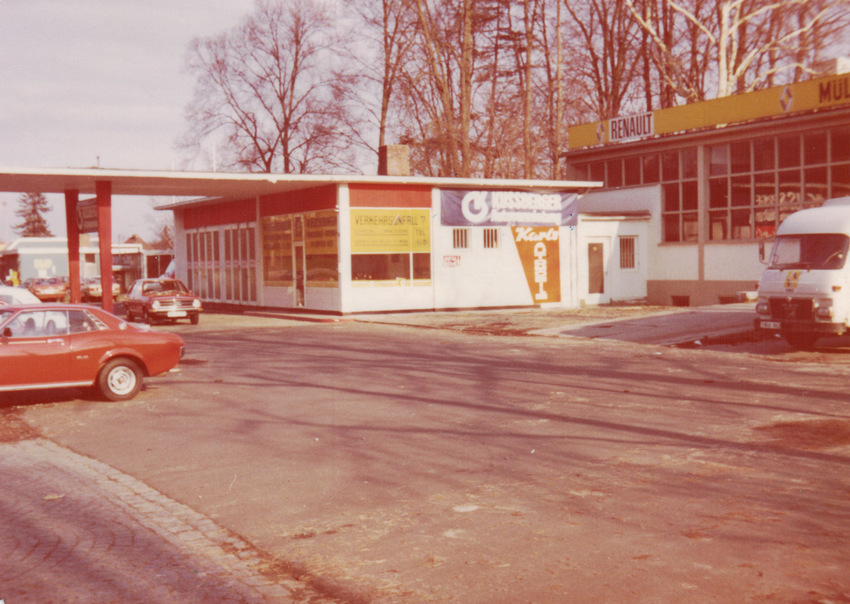 History Autohaus Wendling