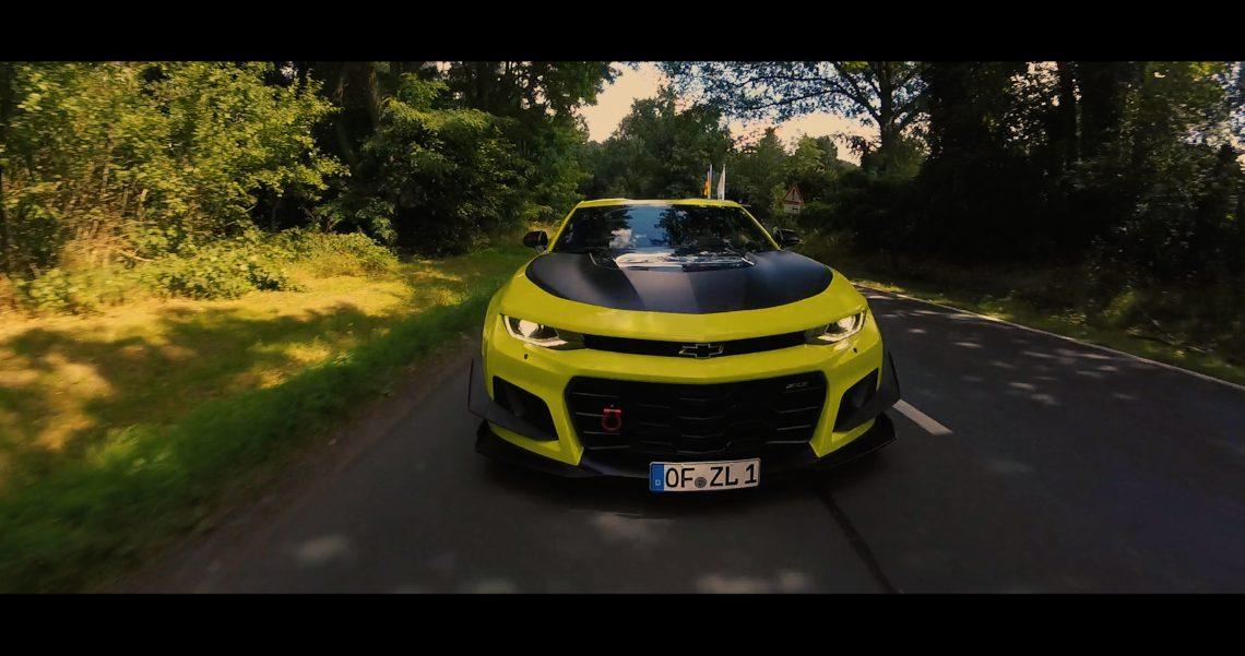 Camaro ZL1 1LE