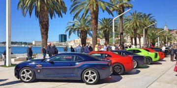 Muscle Car Tour 2016