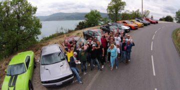 Muscle Car Tour 2015